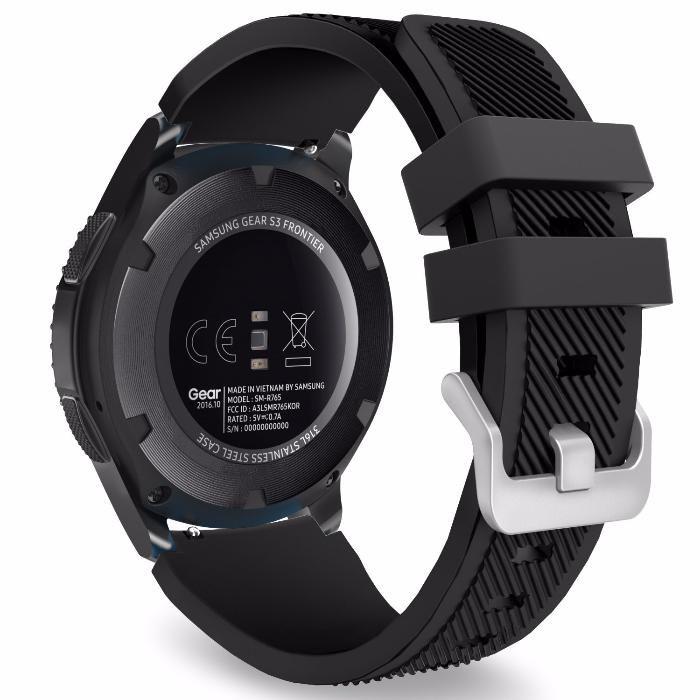 Ремешок для Samsung Gear S3 Classiс / Frontier-3
