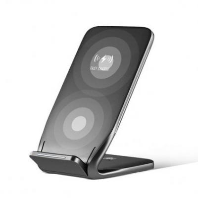 Беспроводное зарядное устройство + подставка Rock Space W3 Wireless Charger