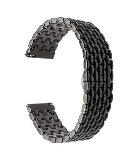 Браслет стальной Dragon для Samsung Galaxy Watch Active 2 44 mm-3