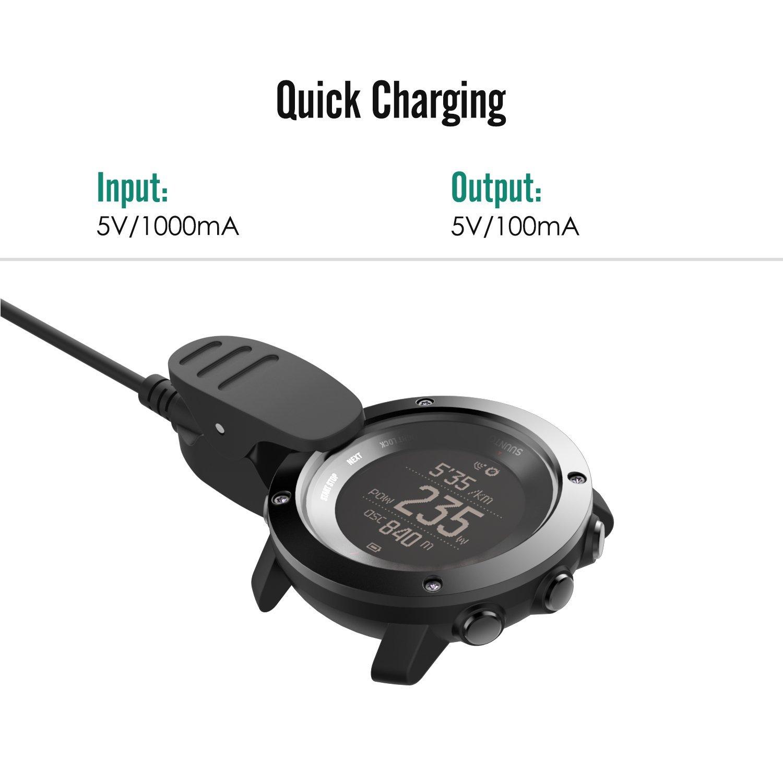Зарядное устройство для Suunto Traverse/Ambit/Essential/Kailash/Core