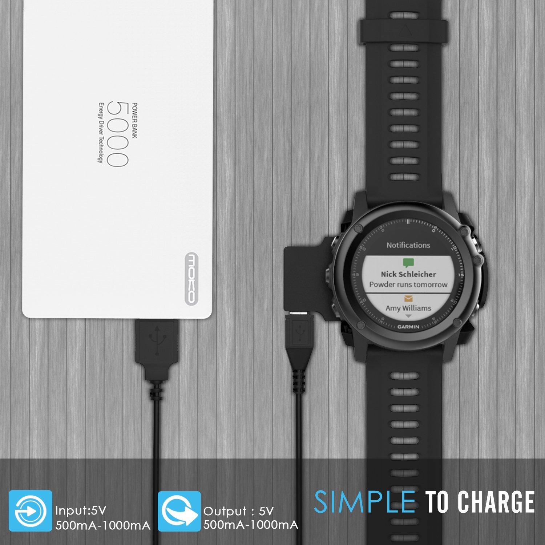 Зарядное устройство Garmin Fenix 3 HR / Fenix 3 / Quatix 3