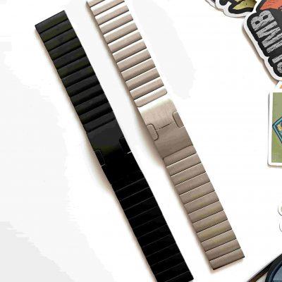 Ремешок металлический Link для Galaxy Watch 3 45mm