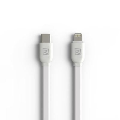 Кабель Remax Type-C to Lightning Cable 1m White