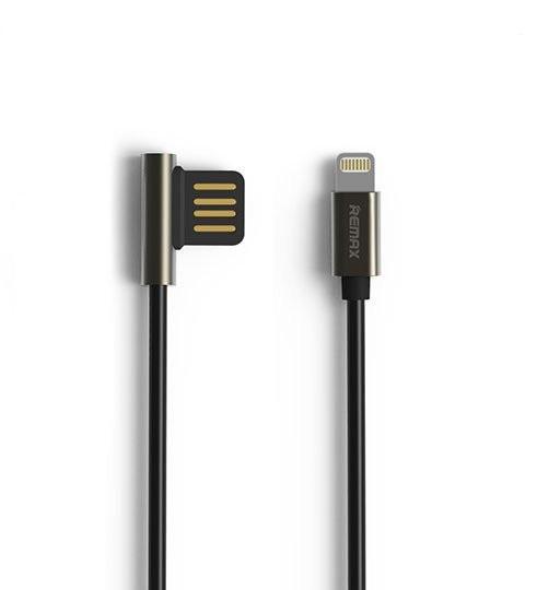 Кабель USB Remax Emperor RC-054i 1m Lightning Black