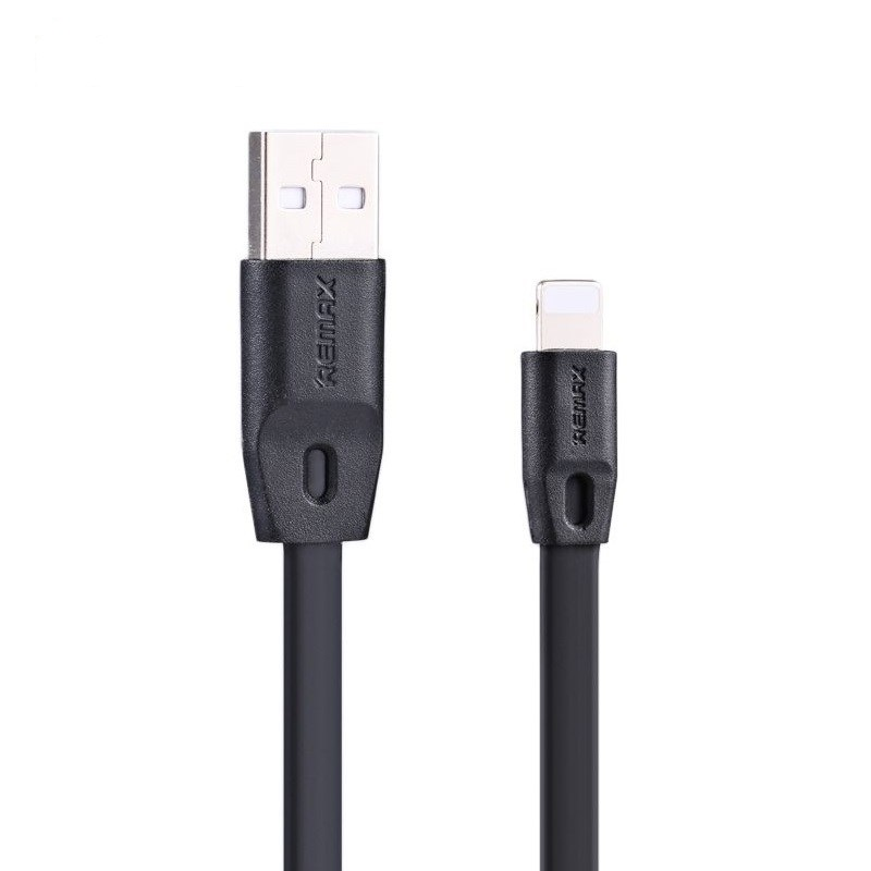 Кабель USB Remax Full Speed Lightning Сable 2M Black