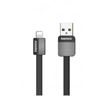 Кабель USB Remax Platinum Lightning Black (RC-044i)