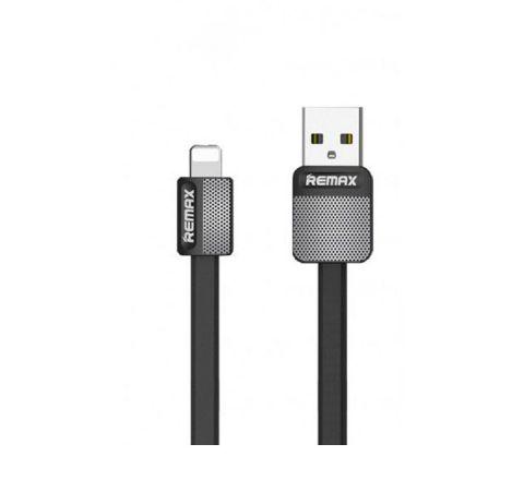 Кабель USB Remax Platinum Lightning Black (RC-044i)