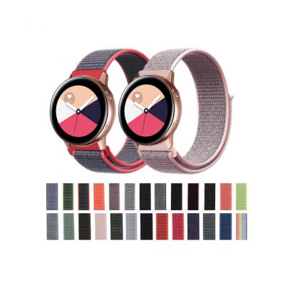 Нейлоновый ремешок для Samsung Galaxy Watch 4 Classic 42mm