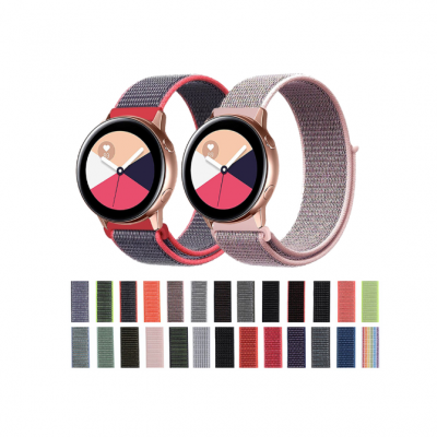 Нейлоновый ремешок для Samsung Galaxy Watch 4 Classic 46mm