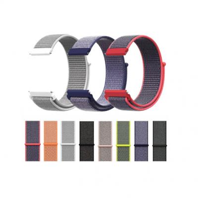 Нейлоновый ремешок для Samsung Galaxy Watch 42 mm