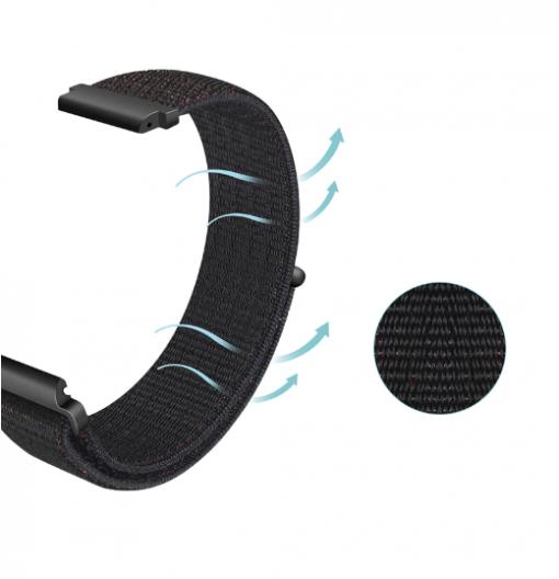 Нейлоновый ремешок для Samsung Gear S2 Classic-4
