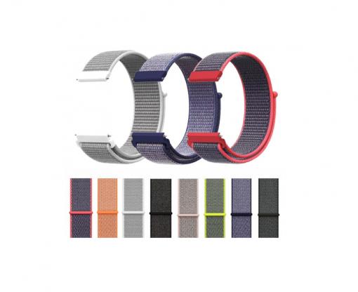Нейлоновый ремешок для Xiaomi Amazfit GTR 42 mm