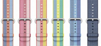 Ремешок Apple Watch Woven Nylon Band Series 1/2/3