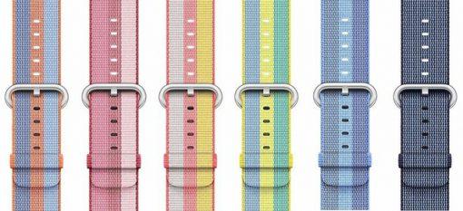 Ремешок Apple Watch Woven Nylon Band Series 1/2/3