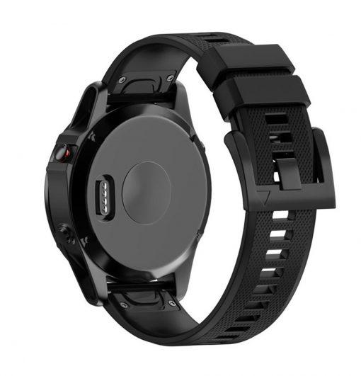 Ремешок для Garmin Fenix 5 QuickFit soft silicone-3