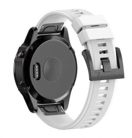 Ремешок для Garmin Fenix 5 QuickFit soft silicone-5