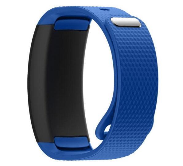 Ремешок для Samsung Gear Fit 2 Pro (blue)-2