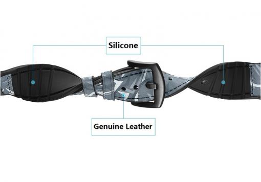 Ремешок камуфляжный для ASUS ZenWatch (WI500Q)-4