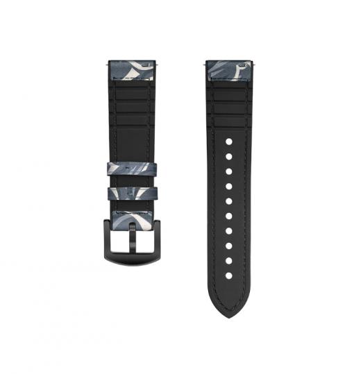Ремешок камуфляжный для ASUS ZenWatch (WI500Q)-5