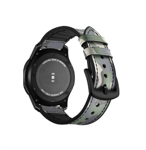 Ремешок камуфляжный для Samsung Galaxy Watch 46mm-3