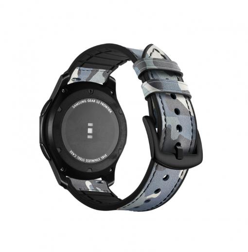 Ремешок камуфляжный для Samsung Galaxy Watch 46mm-4