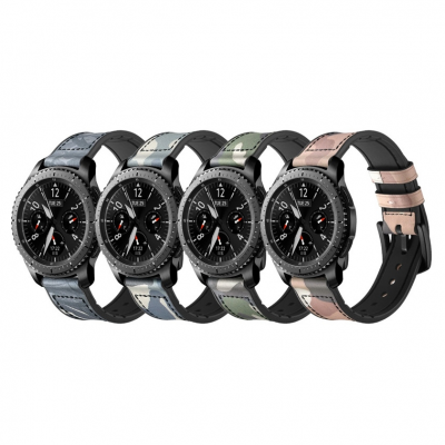Ремешок камуфляжный для Samsung Galaxy Watch 46mm