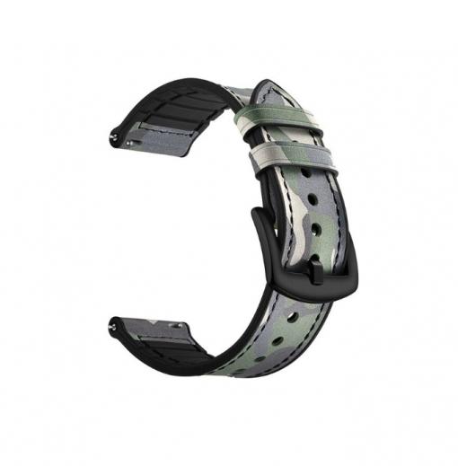 Ремешок камуфляжный для Samsung Galaxy Watch Active 2 44 mm-3