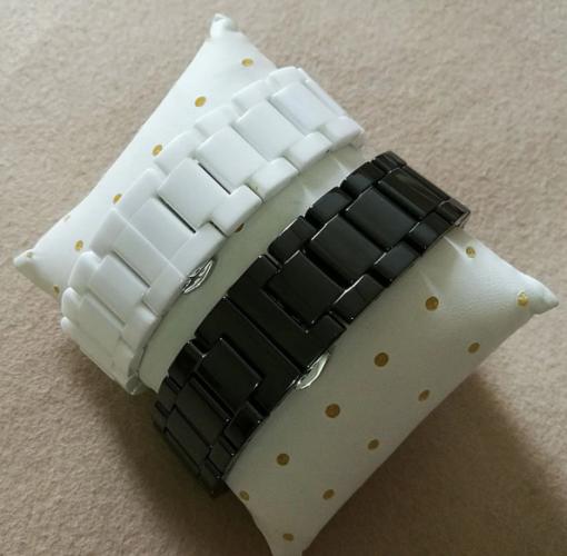 Ремешок керамический для Lenovo Watch X Plus-4