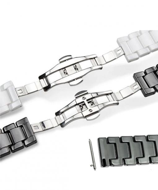 Ремешок керамический для Samsung Galaxy Watch Active-4