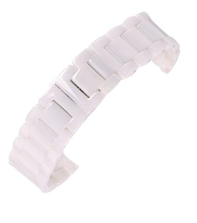 Ремешок керамический для TicWatch 2-3