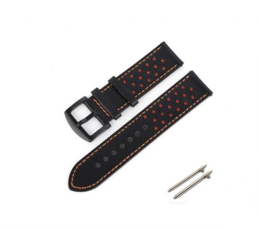 Ремешок Leather для Samsung Galaxy Watch 46mm-2