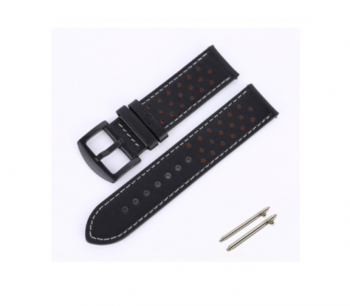 Ремешок Leather для Samsung Galaxy Watch 46mm-3