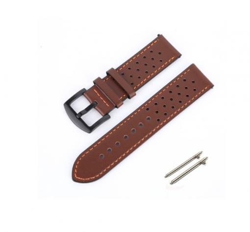 Ремешок Leather для Samsung Galaxy Watch 46mm-7