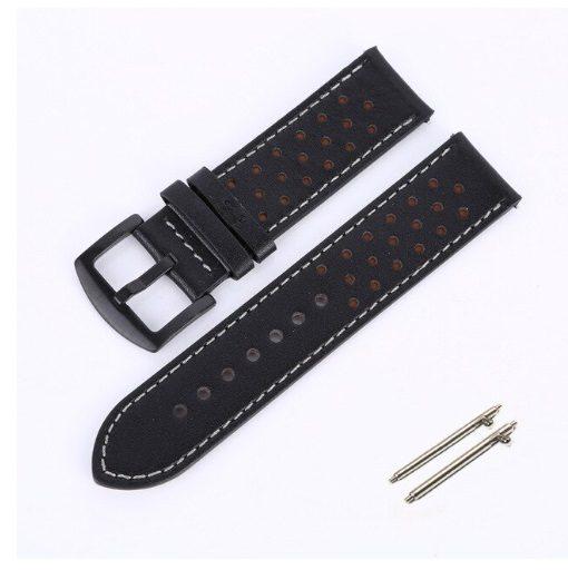 Ремешок Leather для Xiaomi Amazfit GTR 42 mm-3