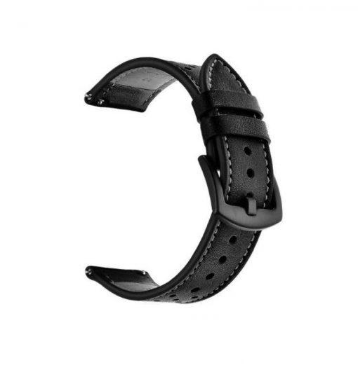 Ремешок Leather для Xiaomi Amazfit Pace-6