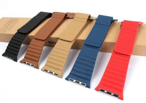Ремешок Leather Loop Apple Watch Series 1/2/3-2