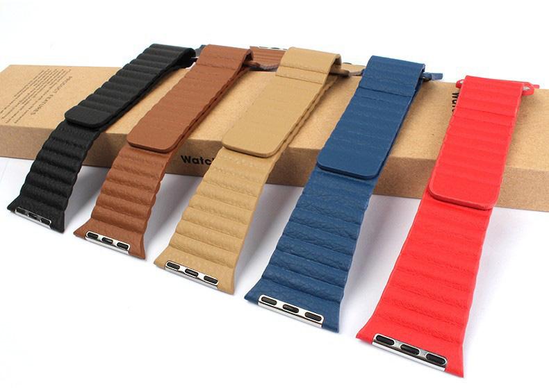 Ремешок Leather Loop Apple Watch Series 1/2/3 ⋆ 4watch