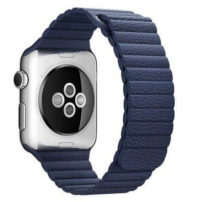 Ремешок Leather Loop Apple Watch Series 1/2/3-6