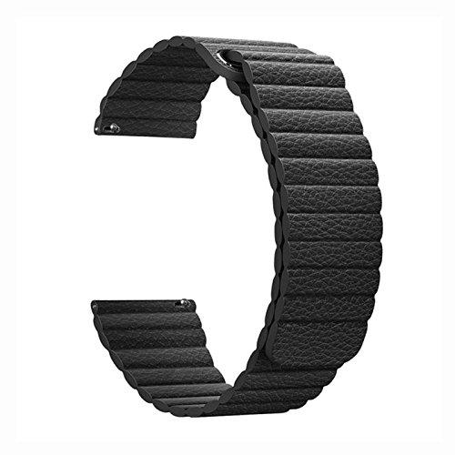 Ремешок Leather Loop для Pebble Time