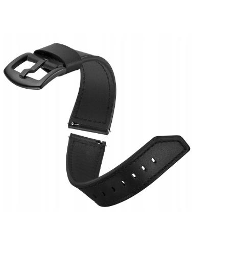 Ремешок Luxury Genuine Leather для Xiaomi Amazfit GTR 47 mm -2