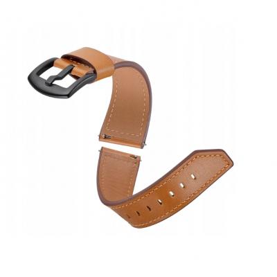 Ремешок Luxury Genuine Leather для Xiaomi Amazfit GTR 47 mm