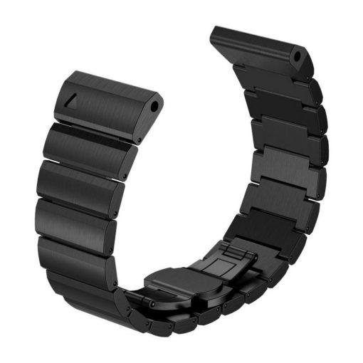 Ремешок Metal Block для Garmin Fenix 5x Plus