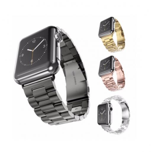 Ремешок металлический для Apple Watch Series 1/2/3