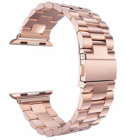 Ремешок металлический для Apple Watch Series 1/2/3-3