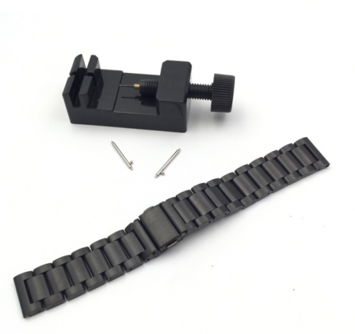 Ремешок металлический для Garmin Forerunner 935-2