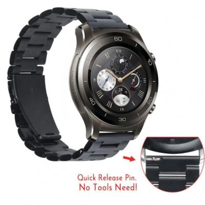 Ремешок металлический для Huawei Watch 2 Classic