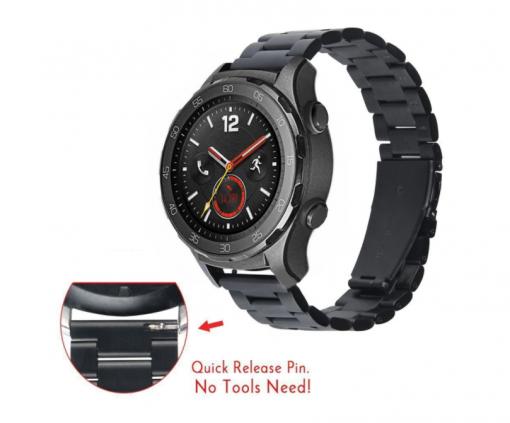 Ремешок металлический для Huawei Watch Sport