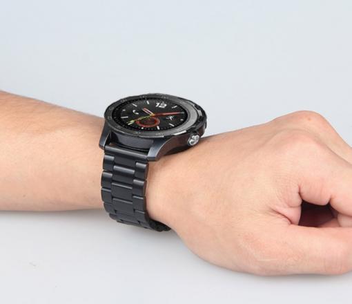 Ремешок металлический для Huawei Watch Sport-3