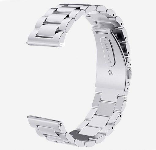 Ремешок металлический для Lenovo Watch X Plus-2