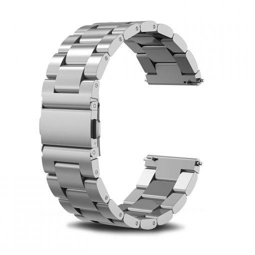 Ремешок металлический для Samsung Galaxy Watch Active 2 40 mm-2